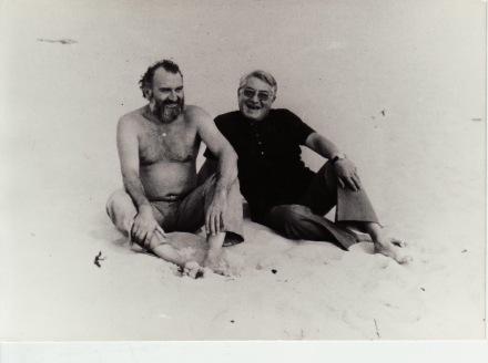 1973 FJT et Serge Michenaud 1971