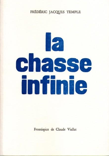 1995 la Chasse infinie