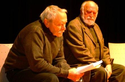 2009 Avec Yves Rouquette Castries Annie Estèves