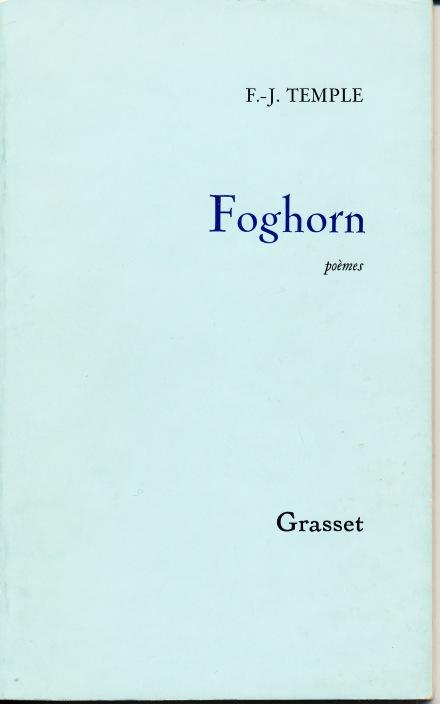 4 Poésie volet 2 FoghornGrasset copie