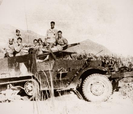 5 FRED4547 FJT militaire avec d'autres
