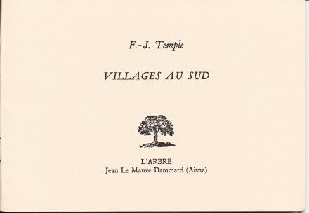 5 Poésie définitif Villages