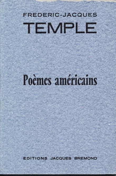 9 PoèmesAméricains